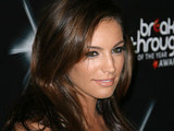Kelly Brook at Breakthrough of the Year Awards
