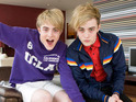 Jedward reportedly sign a £250,000 deal to front Nintendo's Christmas marketing campaign.