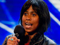 Shirlena Johnson begs X Factor bosses to give her a second chance on the show.
