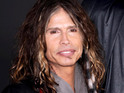 "Steven Tyler says he's ""having such a good time"" writing new songs."