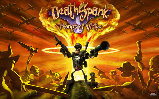 DeathSpank: Throngs Of Virtue