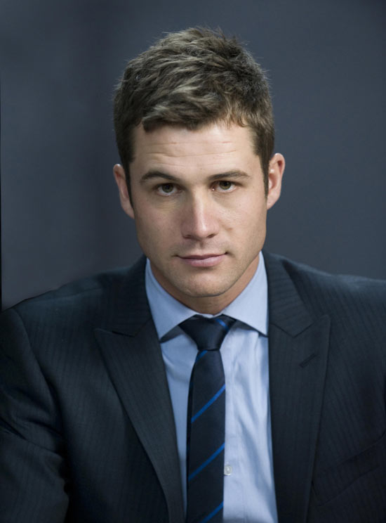 Scott McGregor who plays Mark Brennan in Neighbours