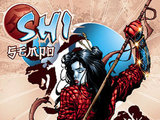 Shi, created by Billy Tucci, from Crusade Comics
