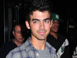Joe Jonas leaving his midtown hotel