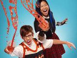 Tina and Arty from Glee Season 2