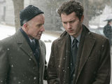 Arliss Howard and James Badge Dale in Rubicon