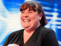 "X Factor hopeful Mary Byrne says that she is attracted to Simon Cowell and his ""macho"" persona."