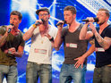 X Factor boyband The Reason considered auditioning as a Village People tribute act.