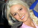 Holly Madison shrugs off outside concerns about her weight.