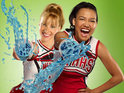 Glee star Heather Morris promises that there will be more scenes between Santana and Brittany.