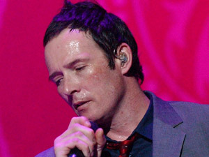 Scott Weiland of 'Stone Temple Pilots'