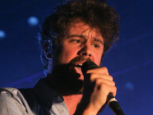 Michael Angelakos of Passion Pit