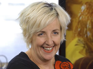 Corrie actress Julie Hesmondhalgh