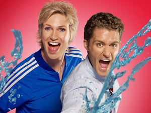 Sue and Will from Glee Season 2