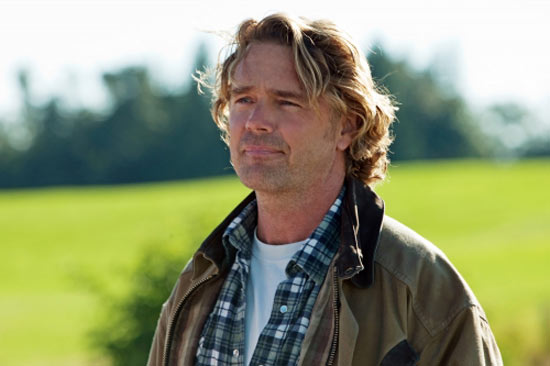 Jonathan Kent from Smallville Season 10