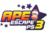 Ape Escape on the PS3 logo