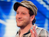 X-Factor contestant Matt Cardle
