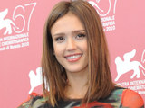 Jessica Alba at The 67th Venice International Film Festival