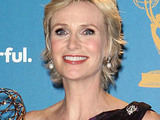 Jane Lynch at The 62nd Annual Primetime Emmy Awards, Los Angeles.