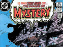 Matt Sturges reveals the return of the House of Mystery Halloween Annual for a second year.