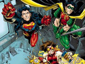 DC Comics will publish a new Young Justice ongoing comic based on their new animated series.