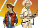 The Back To The Future games will debut in December and will also be released on iPad and PlayStation 3.