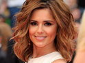 Cheryl Cole celebrates the launch of her 'Promise' rings range, co-designed by jeweller Fawaz Gruosi.