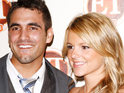 "Ali Fedotowsky says that she and Roberto Martinez are ""enjoying life"" together."