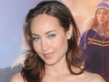Courtney Ford signs up to play an elitist car thief in an episode of CSI: NY.