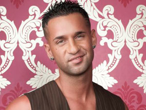 Mike 'The Situation' Sorrentino from Jersey Shore