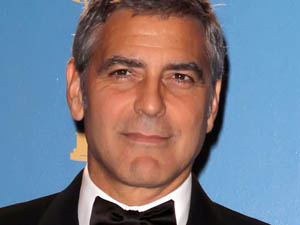 George Clooney at The 62nd Annual Primetime Emmy Awards, Los Angeles.