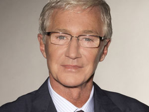 Paul O'Grady from his show, 'Paul O'Grady Live' on ITV1.