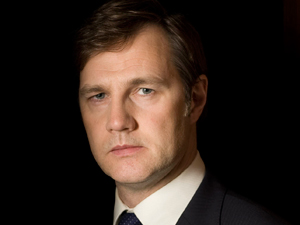 David Morrissey as Jan Falkowski in &#39;U Be Dead&#39;