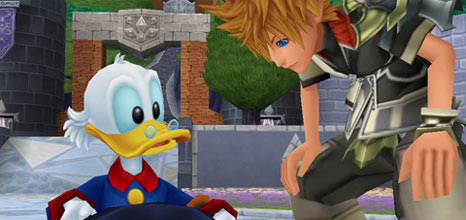 Gaming Review: Kingdom Hearts: Birth By Sleep