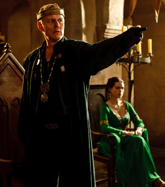 Uther and Morgana