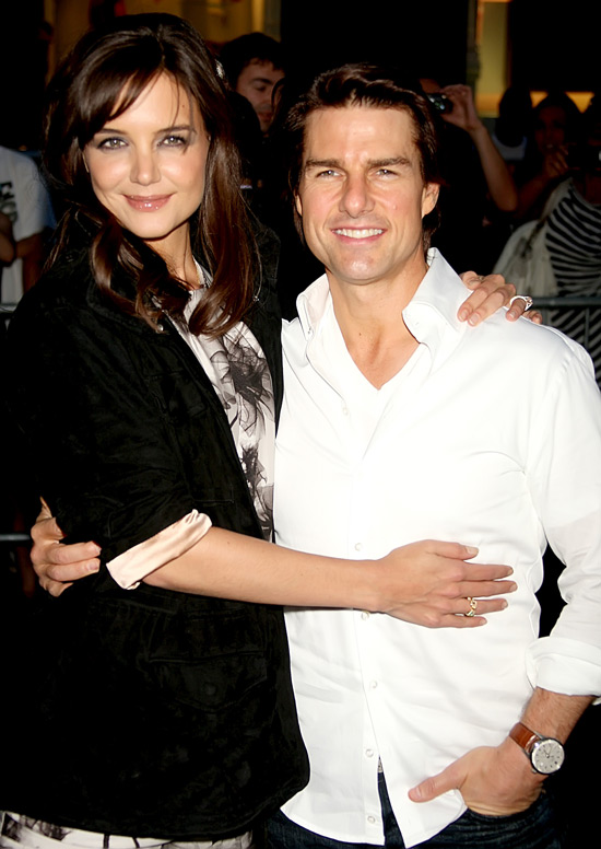tom cruise and katie holmes 2011. Katie Holmes and Tom Cruise