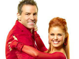 Kurt Warner and Anna Trebunskaya on Dancing With The Stars