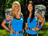 Nat and Kat from The Amazing Race 17