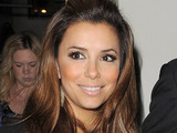 Eva Longoria leaving Soho House