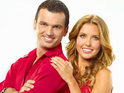 Audrina Patridge reveals that she is involved in the design of her costumes on Dancing With The Stars.