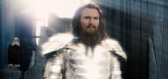 Liam Neeson in Clash Of The Titans