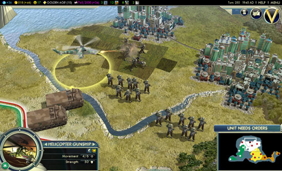 Gaming Review: Civilization V