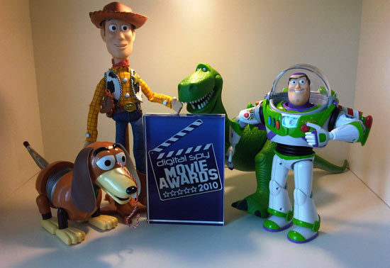 DSMAs 2010: Best Movie: Toy Story 3