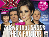 The X Factor Magazine first issue cover