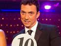 Bruno Tonioli says that will.i.am should 'stay out' of Cheryl Cole's relationship with Derek Hough.