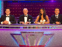 Click here for pictures of the first seven celebrities' performances on Strictly Come Dancing.