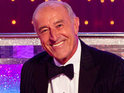 The 67-year-old claims that he will never quit Strictly Come Dancing.