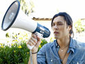 90210 star Blair Redford admits that he doesn't know his character Oscar's intentions.