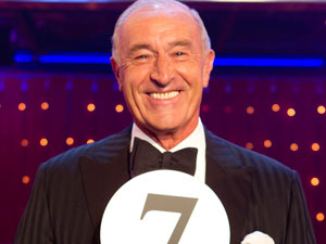 Strictly Come Dancing judge, Len Goodman