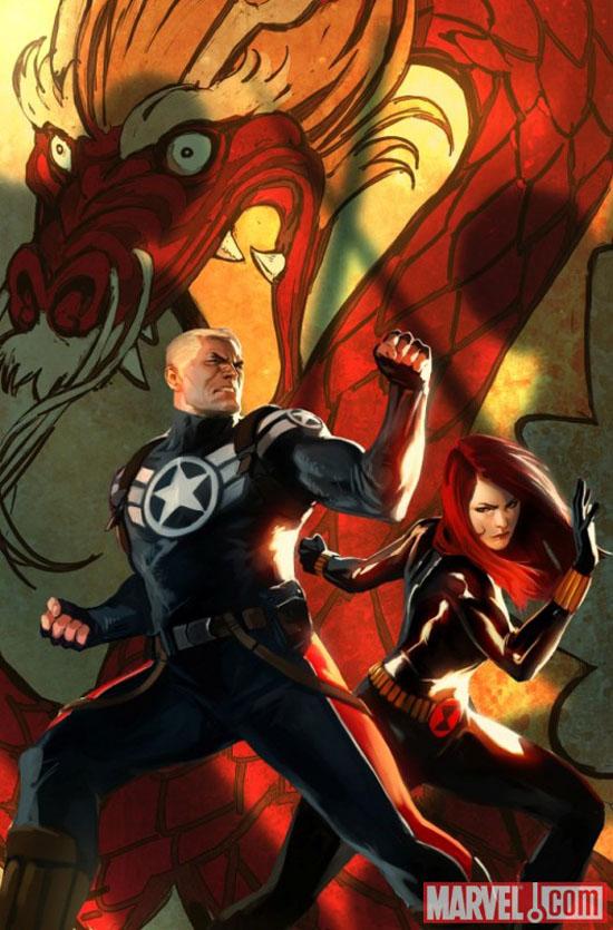 Secret Avengers, Preview